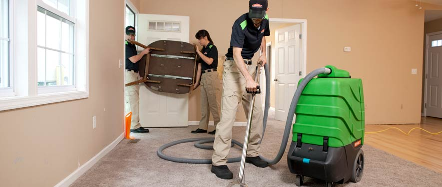 Fullerton, CA residential restoration cleaning